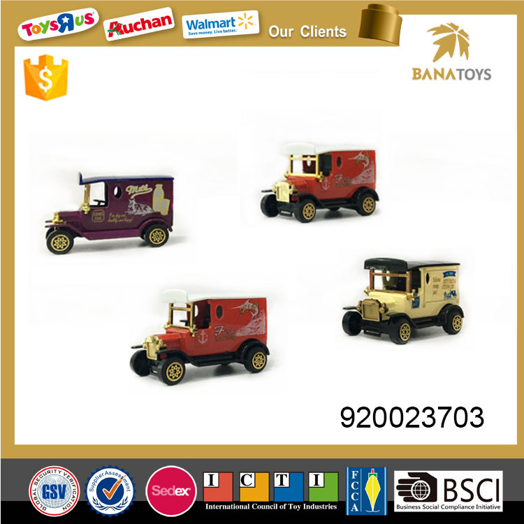 Kid collection die cast vintage toy car