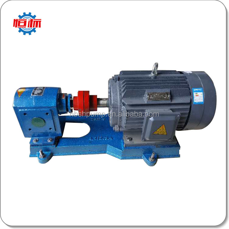 Hengbiao manufacturer transfer pump fuel soap paint asphalt paraffin rosin metal particles accepted heavy oil pump