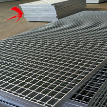 Hot-dipped Galvanized serrated steel bar gratings/ Galvanized and welded Steel Platform