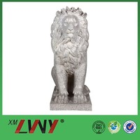 Xiamen Export Hand Carved Lion Modeling