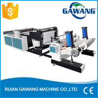 Automatic Air-Laid Paper Roll Sheeting Machine/Paper Material Cross Machinery Cutter