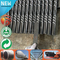 Extruded Steel Profile / D Shape Tube Steel Section Properties
