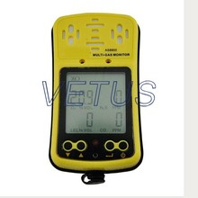 AS8900 portable multi gas detector, combustible gas detector