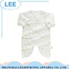 Organic Cotton Baby Rompers Wholesale Baby Girl Clothes