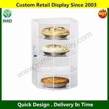 Cal-Mil 252 Acrylic Pie / Cake Counter Display with 4 Shelves YM1-854