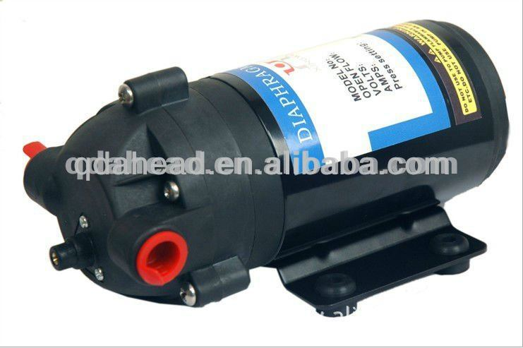 single phase motor drain pump for water