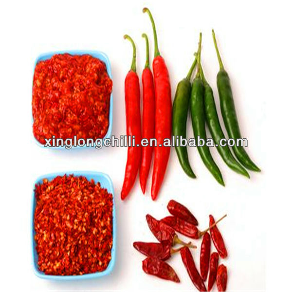 RED HOT CHILI PEPPERS AIR DRIED CHILI