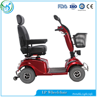 3 Wheel Electric Mobility Scooter For Disabled People