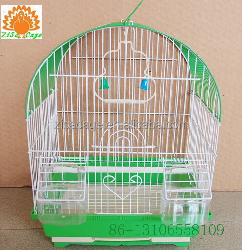 china zisa factory produce small and large bird cage