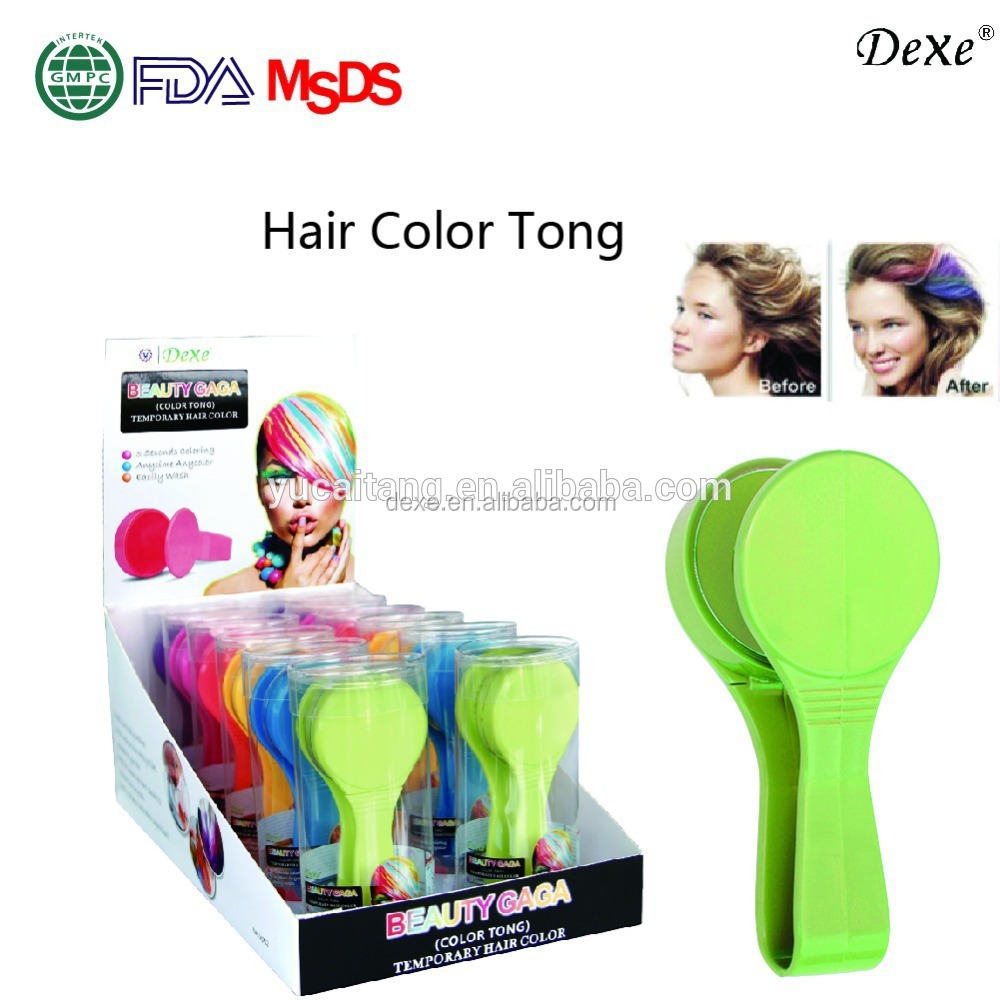 New design best sale henna powder temporary hair color by color pastel for kids hair coloring