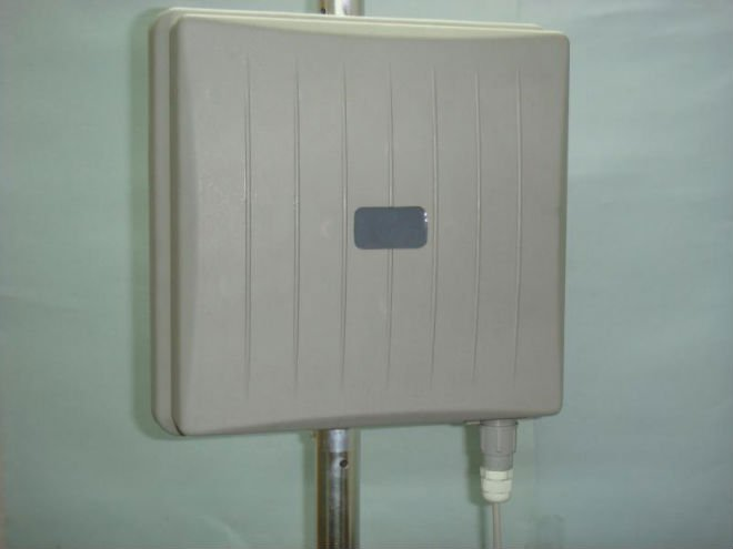 5Ghz a/n wireless cpe with 22dbi antenna