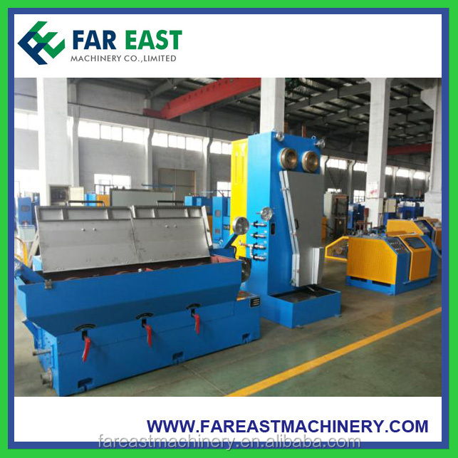 Intermediate Copper Wire Drawing Machine/Copper Wire Drawing Mill can be delivered quickly