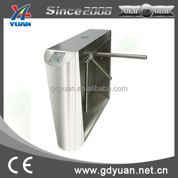 flexible tripod turnstile gate with counter