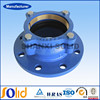 Ductile Iron Flange Coupling Joint Used for PE Pipe