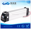18650 high quality lithium ion battery pack in frame electric bike