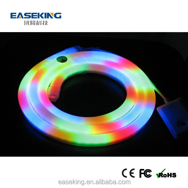 Line RGB AC/DC Project Light Outdoor 220volt LED neon flex rgb
