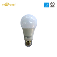 China supplier AC120V UL Energy Star listed led dimmable A19 LED Bulb 9w