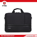 Hot sale leather shopping polo laptop bag