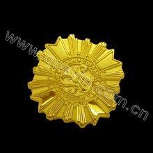 Special Flower Metal Button Badge SW-BS026