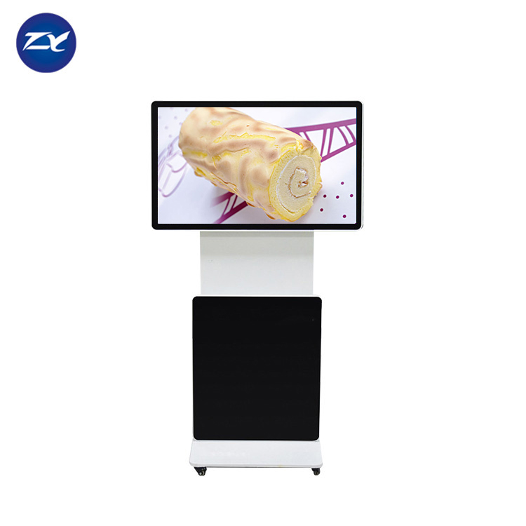 60 Inch Standalone Digital Signage Rotate Monitors