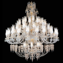Top Crystal Aladin China Large Chandelier Lighting