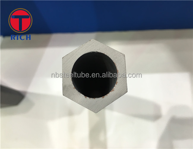 MS Outside special shape inside round seamless Cold drawn steel tube