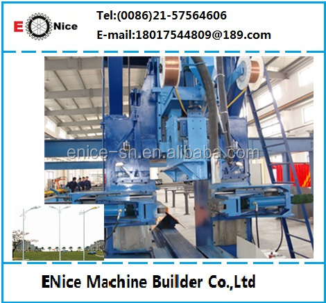 Super brand Lighting Pole Seam Weld Machine