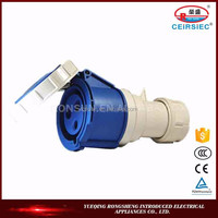resistant against oil 2P+E 220V-250V 32A IP67 gm electrical connectors