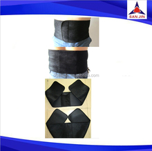 waterproof warm lumbar supportwaist belt individual polybag package