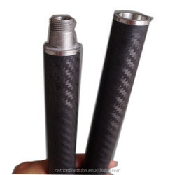 DG high quality carbon fiber tube connectors