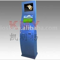 Self Massage Equipment Self Payment Kiosk