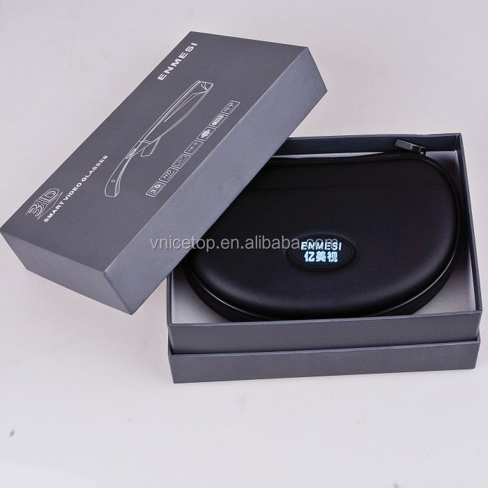 Factory direct sales 98 Inch android4.4 Virtual xnxx 3D Video Glasses,Watch Movies on line