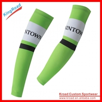 Specialized cool arms sleeves digital sublimation printing cycling arm warmers