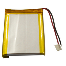 Rechargeable lithium ion polymer battery 3.7V 853560PL 1500mAh Li-polymer battery for headset