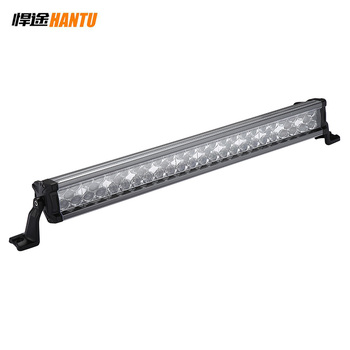 ip67 dual row rgb led rock light bar