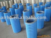 Pleated Filter/Air Filter Cartridge/Oval Filter