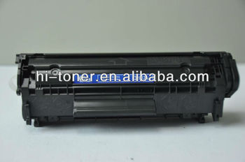 q2612a toner cartridge with good price Q2612A for HP 1010/1012/1015/1020/1022/3015
