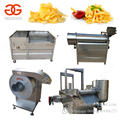 Good Price Sweet Patato Surgeler Finger Chips Equipment Frozen French Fries Production Line Potato Chips Making Machine For Sale