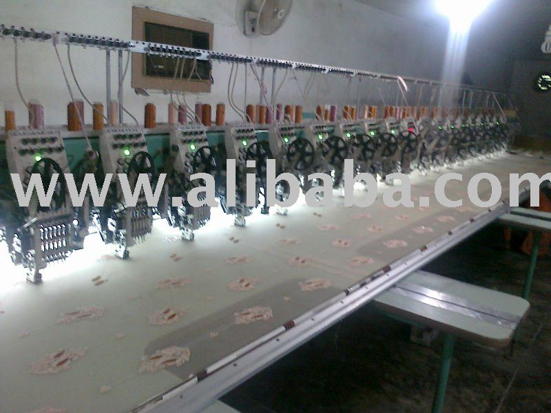 Used Tajima Embroidery Machine
