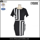 Wholesale Ladies High Quality Elegant Plus Size Sweater Casual Dress