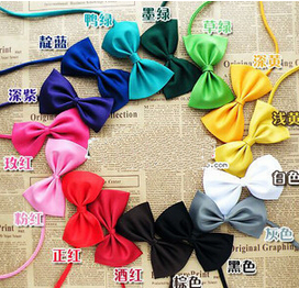 Bow Tie Pet Cloth Apparel Accessories Bow Tie Suitable for Dog and Cat