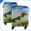 cute designer luggage sets for 4 wheel suitcase small