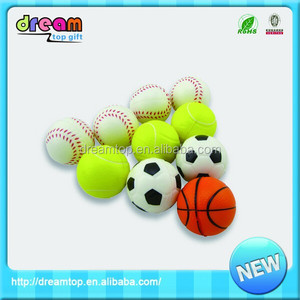 Best selling products pu color changing stress ball