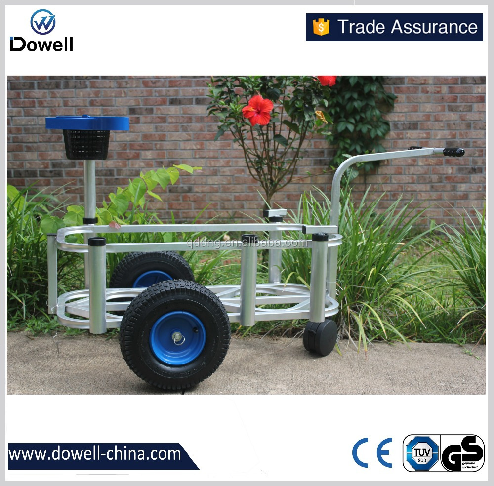 American market fishing cart fishing tool cart beach cart