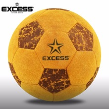 Professional training soccer ball pu/pvc laminated soccer ball football