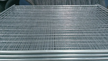 New design Galvanised temporary fence/movable fence