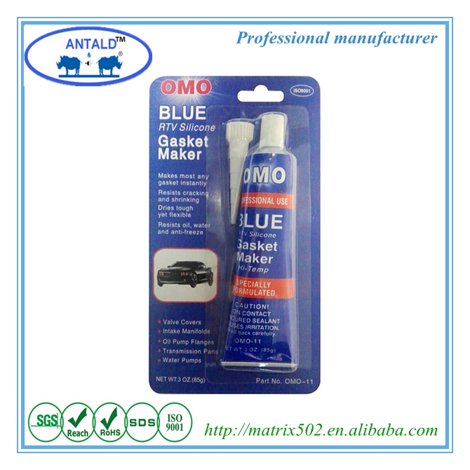 Best Quality High Temperature Neutral RTV Silicone Gasket Maker