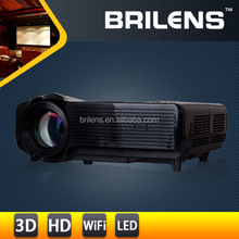 Brilens CL1280 Vicky full hd lcd 2500lumens led wholesale projector for sale/camera overhead projector with bluetooth wifi