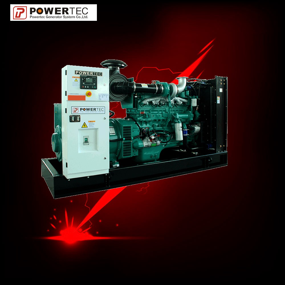 10KVA-2500KVA Diesel Generator Set with Original Engine