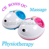ABS Reflexology Rolling Heating Infrared Multifunction foot massage appliance